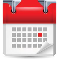Klikk for kalender